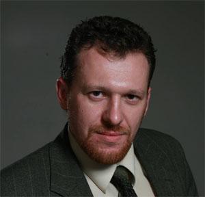 Максим Бурмицкий,специалист по военному праву