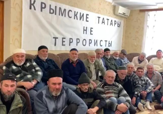 Крым: ни слова о репрессиях
