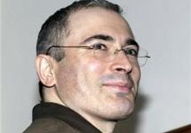 Михаил Ходорковский в Мосгорсуде. Фото АР
