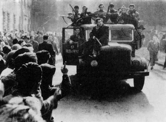 Будапешт, 1956