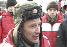 Василий Якеменко - комиссар