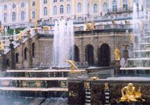 Петергоф. Большой каскад. Фото с сайта fotoregion.ru