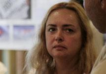 Ольга Курносова - координатор петербургского отделения ОГФ. Фото Д.Борко/Грани.Ру