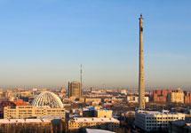 Екатеринбург. Фото с сайта www.nakanune.ru