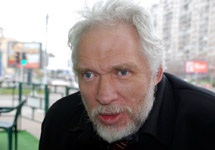 Борис Соколов. Фото с сайта www.robertamsterdam.com