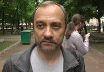 Александр Подрабинек. Кадр Граней-ТВ