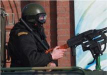 Боевая техника на митинге в Иркутске. Фото с сайта www.gazeta.babr.ru