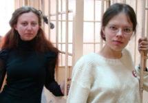 Татьяна Стецура и Надежда Низовкина. Фото с сайта www.infpol.ru