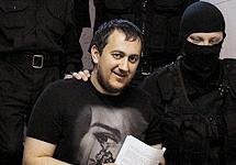 Дмитрий Урумов в суде. Фото с сайта veved.ru