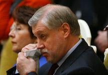 Миронов сделал Гудкову «последнее предупреждение» в связи с митингами