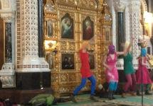 Трудовой коллектив ТОАЗа выступил за народные святыни и против Pussy Riot