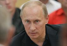 Путин: Не надо бегать по площадям