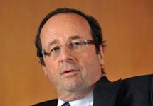 Франсуа Олланд. Фото: France2