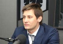 Дмитрий Гудков. Фото из ЖЖ Гудкова