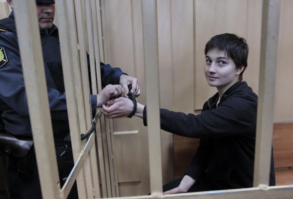 """Александра Духанина. Фото Риа """"Новости"""""""