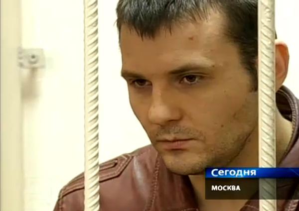 Олег Архипенков. Кадр НТВ