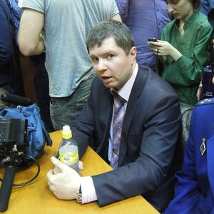 Следователь Артем Ранченков. Фото из Живого журнала пользователя pussy-riot