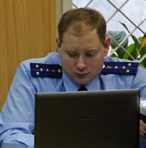 Прокурор Александр Никифоров. Фото с сайта s-pravdoy.ru