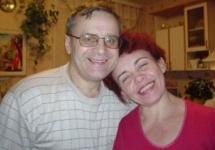 Петр и Ольга Ткалич. Фото с личной страницы