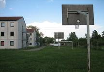 Центр для беженцев в Айзенхюттенштадте. Фото: fluechtlingsrat-brandenburg.de