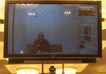 Михаил Ходорковский на видеосвязи с Верховным судом 06.08.2013. Фото: khodorkovsky.ru