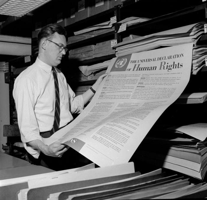 Когда Была Принята Всеобщая Декларация Прав Человека