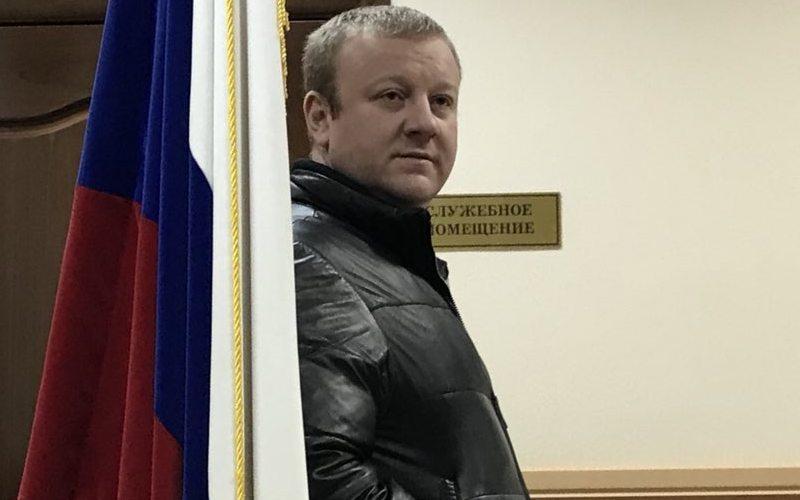 Организатора митинга против свалки вВолоколамске арестовали на15 суток