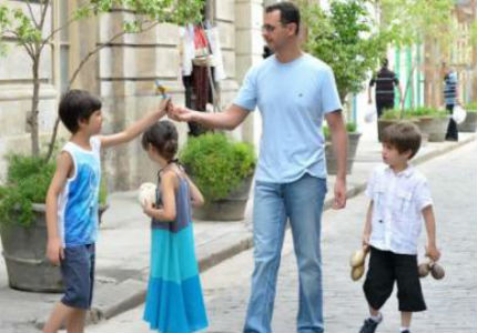 Дети Асада после «Артека» лучше понимают РФ