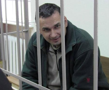 Кольченко написал письмо Сенцову ипризвал закончить голодовку
