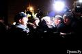 31 декабря на Триумфальной площади: задержание Эдуарда Лимонова