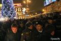31 декабря на Триумфальной площади