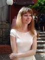 Татьяна, невеста Алексея Полиховича у ворот Бутырки. Фото Дмитрия Борко