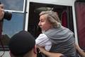 Задержание Юрия Емельянова в день рождения МБХ.  Фото Юрия Тимофеева/Грани.Ру