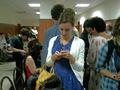 В коридоре суда. Фото Дмитрия Борко/Грани.ру