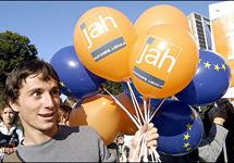 Референдум в Эстонии. Фото AFP